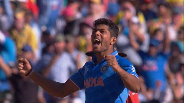 Umesh Yadav , 4-72 vs Australia