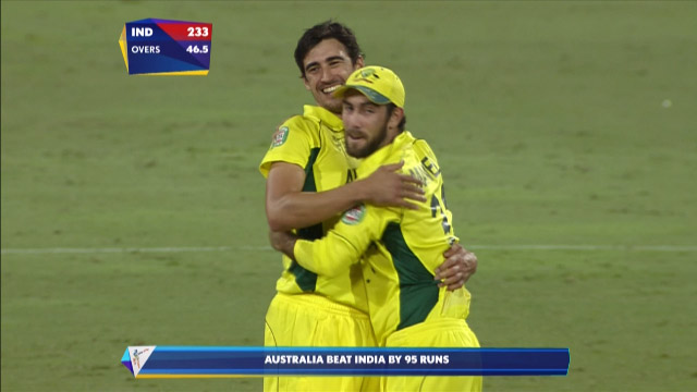 Top Moments – IND vs AUS