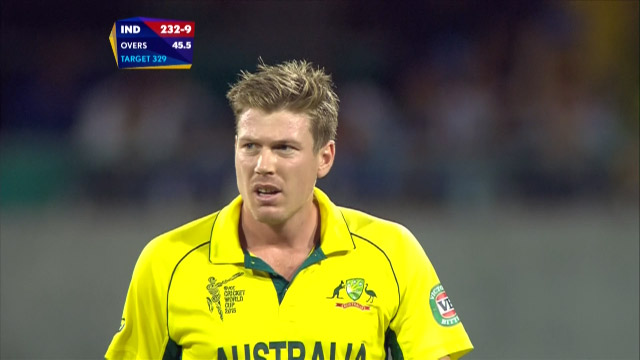 james Faulkner Hat-Trick Ball