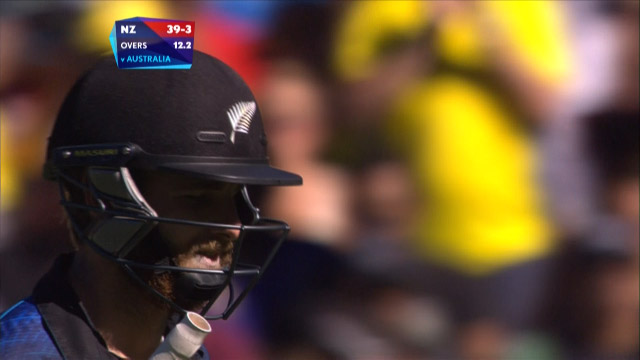 Kane Williamson Wicket – AUS vs NZ