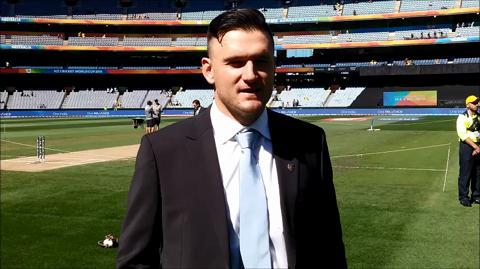 Graeme Smith World Cup Final Prediction