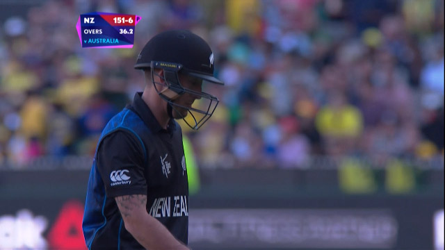 Luke Ronchi Wicket – AUS vs NZ