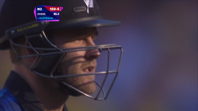 Corey Anderson Wicket – AUS vs NZ