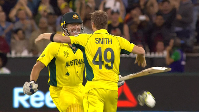 Top Moments – AUS vs NZ