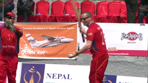 Philip Hughes Tribute Match, Nepal