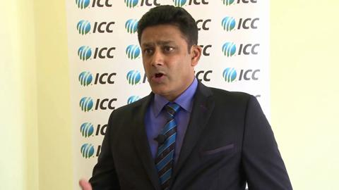 "ICC Cricket Committee Chairman Kumble hails ""fantastic"" contribution of stakeholders in Mumbai"