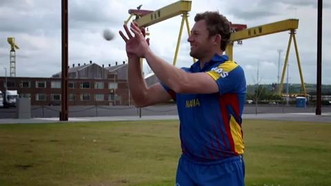 ICC World T20 Qualifier Opening Credits