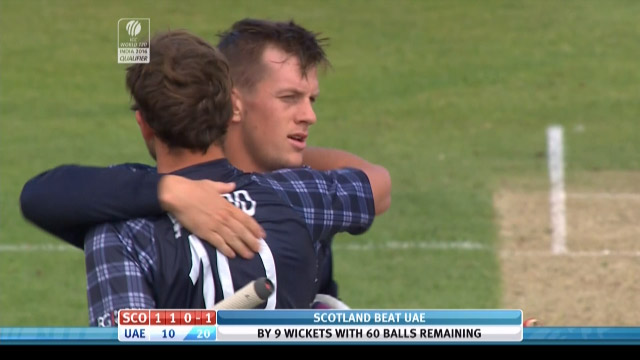 Match highlights – SCO vs UAE