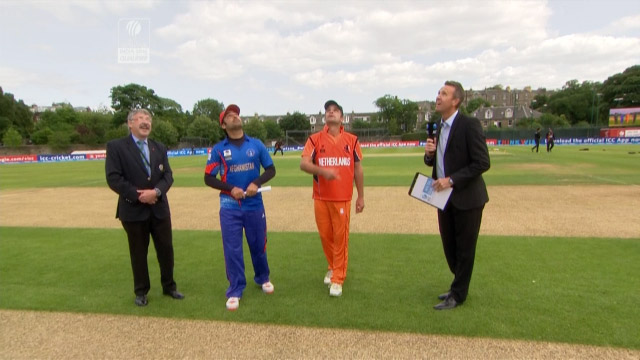 Toss, Pitch Report – NED vs AFG