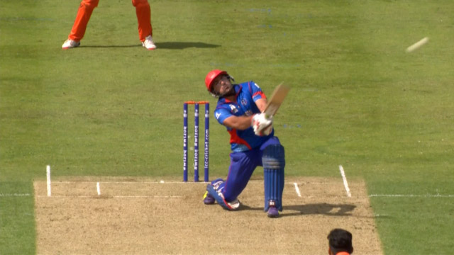 Shinwari  Zadran , 44 vs NED