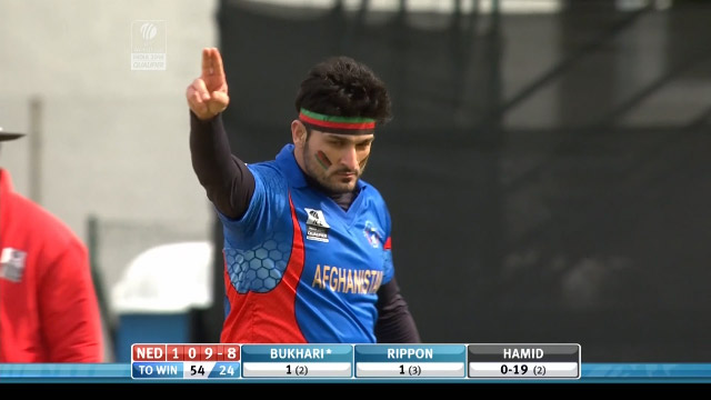 Match highlights – NED vs AFG