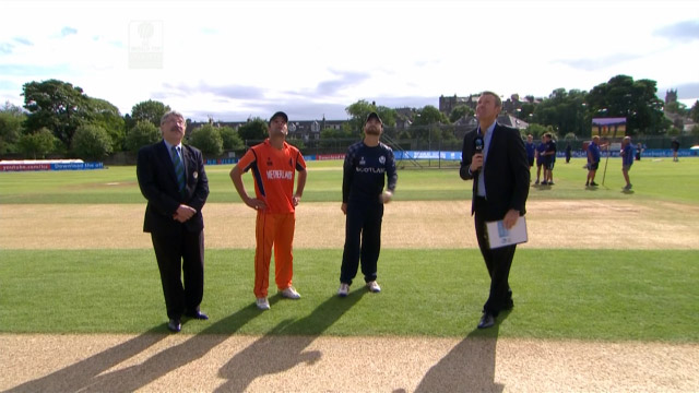 Toss, Pitch Report – SCO vs NED
