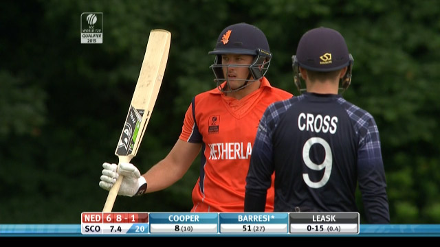 Match highlights – SCO vs NED