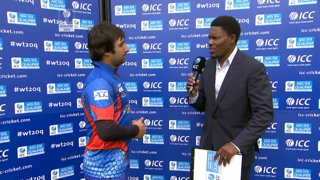 Match Presentation – SCO vs AFG