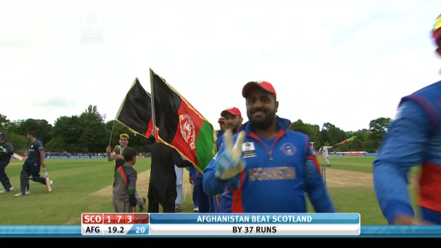 Top Moments – SCO vs AFG
