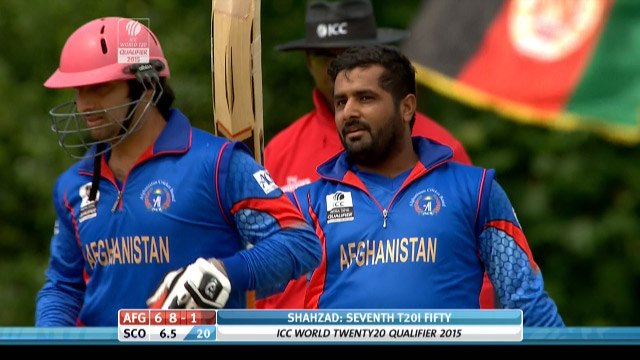Match highlights – SCO vs AFG