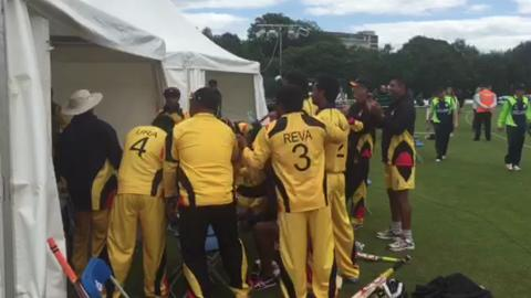 PNG Celebrate Ireland win