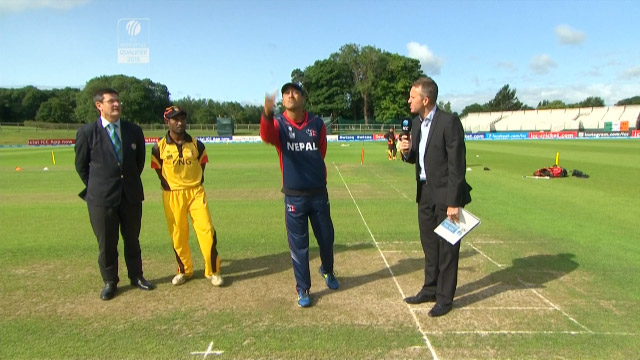 Toss, Pitch Report – NEP vs PNG