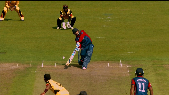 Nepal innings highlights