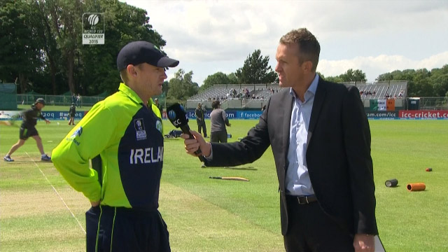 Toss, Pitch Report – IRE vs HK