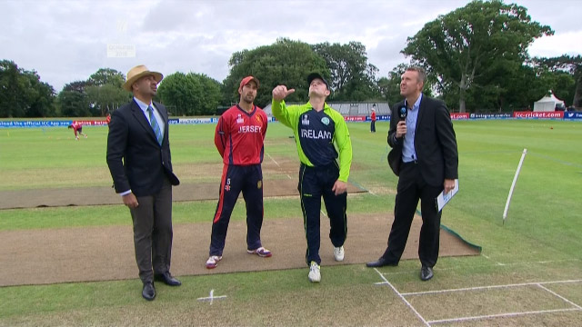 Toss, Pitch Report – IRE vs JER