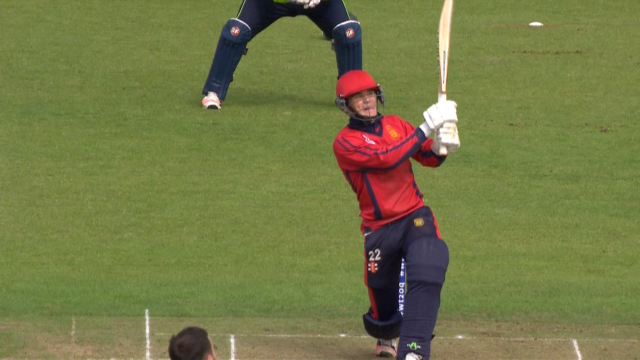 Jersey innings highlights