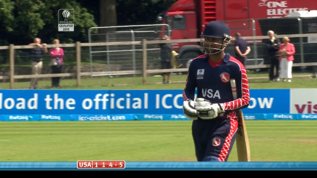 AAA Amsterdam Wicket – USA vs PNG