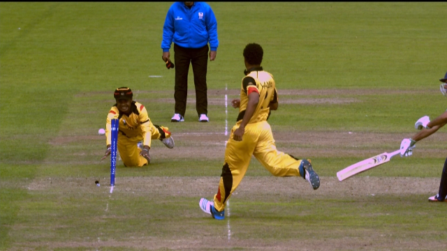 Remarkable run-out from PNG
