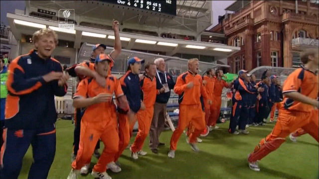 ICC World T20 rivalries: England v Netherlands