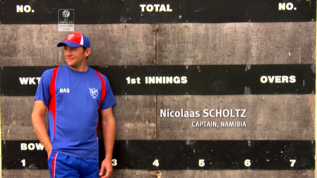 Namibia Cricket Feature