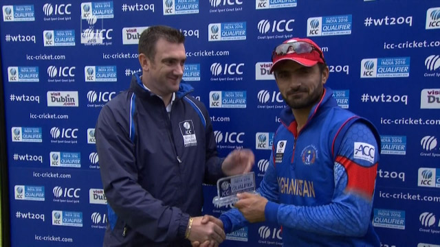 Player of the Match- Nawroz Mangal – PNG vs AFG