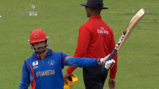 Match highlights – PNG vs AFG