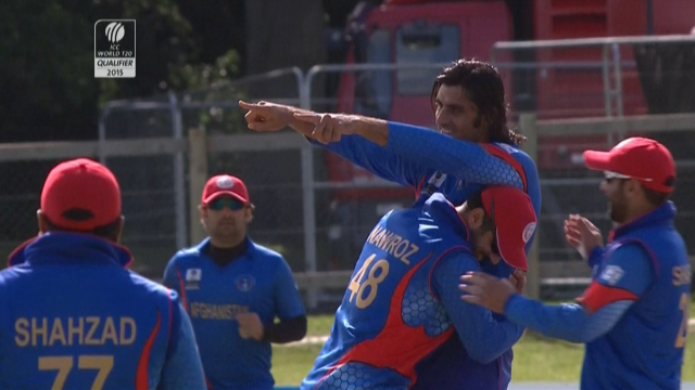 Top Moments – PNG vs AFG