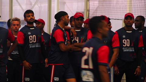 ICC Americas Cricket Combine Day 1