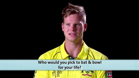 Round The Wicket, Steve Smith
