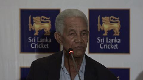 Sir Garfield Sobers Press Conference