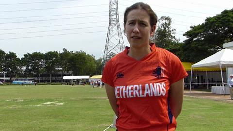 Esther de Lange, Netherlands captain interview