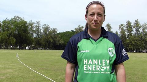 Isobel Joyce, Ireland captain after opening day win