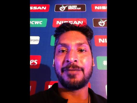 Kumar Sangakkara message for U19 World Cup Players