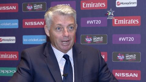 David Richardson, ICC WT20 launch interview