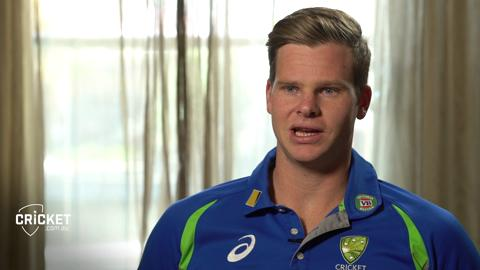 Steve Smith ICC Awards 2015