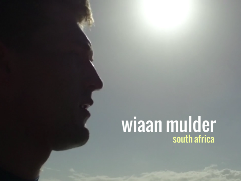 #FutureStars Wiaan Mulder, South Africa
