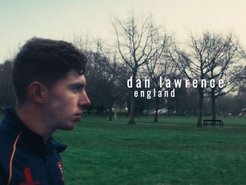 #FutureStars Dan Lawrence, England