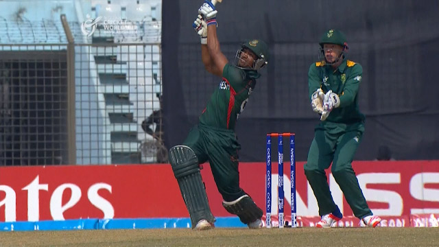 Bangladesh Innings Highlights – SA v Ban