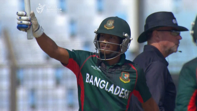 Bangladesh U19 scores despite Smith heroics