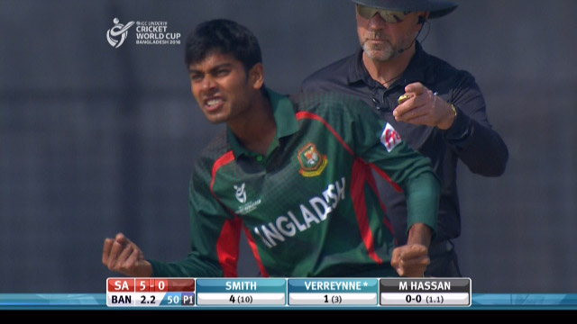 Miraz, 3/37 vs South Africa – SA vs BAN