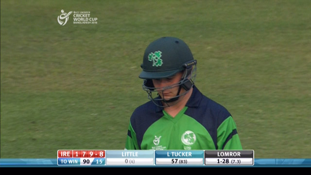 Little Wicket – IRE v IND