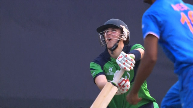 Anders Wicket – IRE v IND