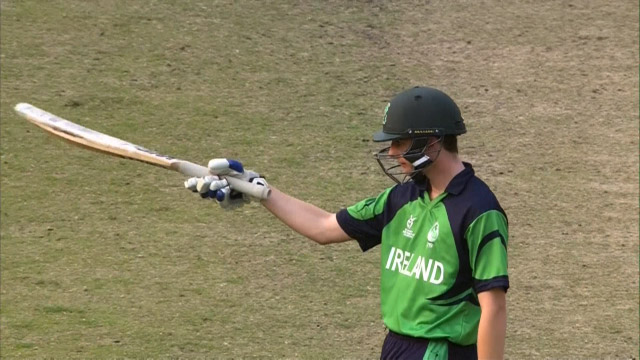 Ireland Innings Highlights v India