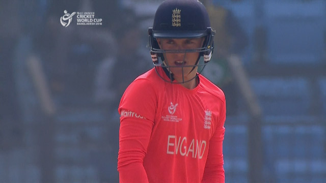 Curran Innings – ENG v WI